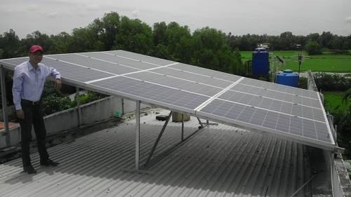 Điện Mặt Trời Cho Gia Đình Quận 11 GPT Solar