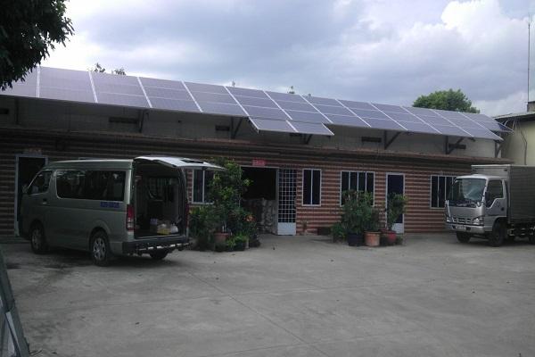 Điện Mặt Trời Cho Gia Đình Quận 12 GPT Solar
