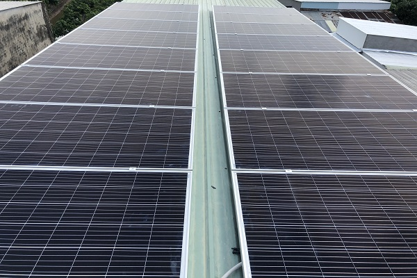 Điện Mặt Trời Cho Gia Đình Quận 6 GPT Solar