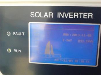 Công trình Điện Năng Lượng Mặt Trời Hòa Lưới 10KWp - 3 PHA - QUẬN 3 - Hồ Chí Minh