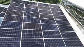Điện Mặt Trời Hòa Lưới 25KWp - Quận Bình Thạnh