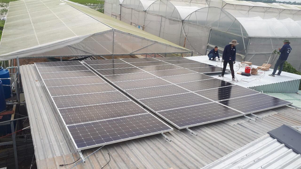 Điện Mặt Trời Cho Gia Đình Quận 9 GPT Solar
