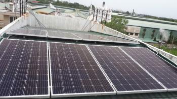 Điện Mặt Trời Cho Gia Đình Quận 5 GPT Solar