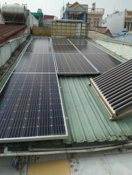 Điện Mặt Trời Cho Gia Đình Quận 8 GPT Solar